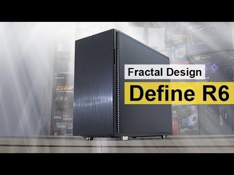 A Great New Addition! -- Fractal Design Define R6