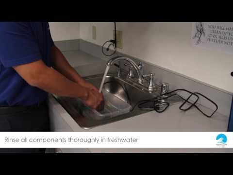 How to Clean your AquaMaxx Protein Skimmer Pump