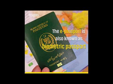 Govt. of Pakistan Announces E-Passport Facility in Pakistan from 2018 | Technology in Pakistan