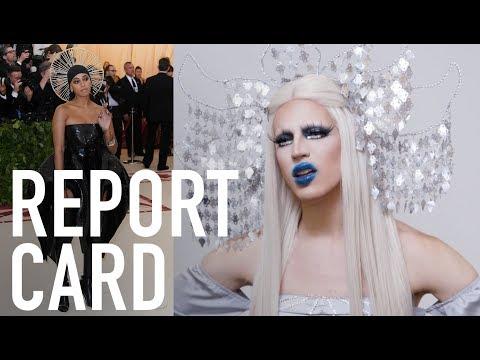 Met Gala 2018 Fashion Recap With Aquaria | WWD