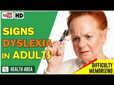 6 Common Signs of Dyslexia in Adults, You Should Know!