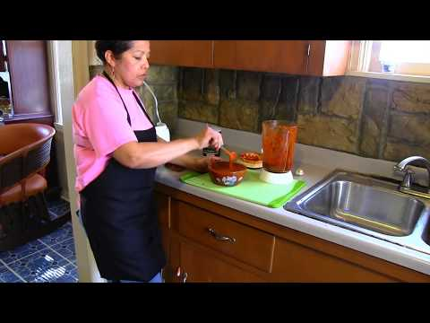 How to make Mexican Red Sauce