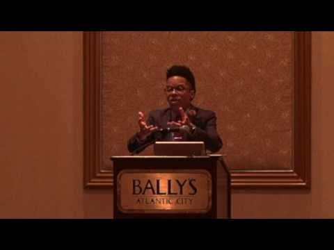 Dr. Terrell Strayhorn - Tri-state Consortium Conference 2017