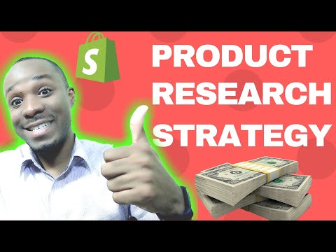 2 Ways to do Shopify Dropshipping Product Research (1 Free + 1 Paid)
