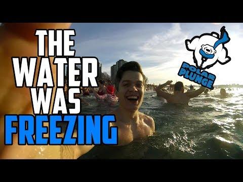 How to Start off 2018! (Polar Bear Swim)