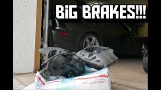 IS300 LS400 BRAKE SWAP Videos - 9tube tv