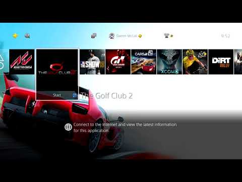 The Golf Club 2 (PS4 Pro): Channel Update
