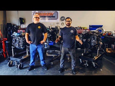 Battle of the Internet Motor Superstars! - Hot Rod Garage Preview Ep. 62