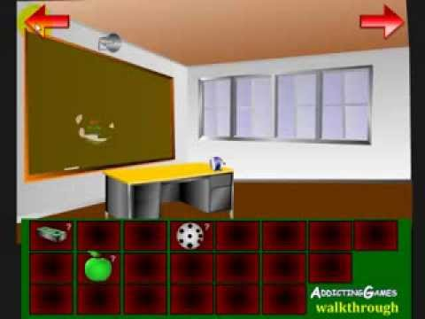 Escape From Detention Walkthrough (Addicting Games)