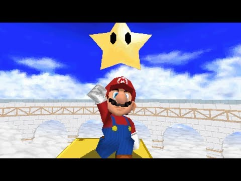 Download Mario's Holiday - Secret Stars (Complete Hub World)