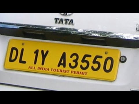How to track any vehicle by using number plate only