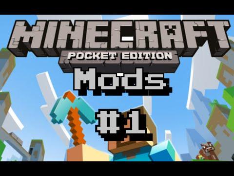 Mod Portal do Nether para 0.10.5 - Minecraft PE Mods #1