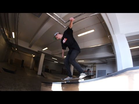 Nikolaj Lykkebo Park footage