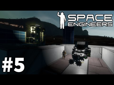 Space Engineers (Planet Survival) - Part 5