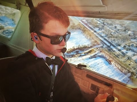 Student Pilots First Solo in Cessna 152