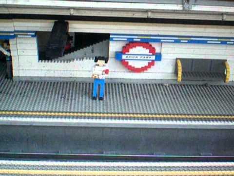 Legoland windsor london underground