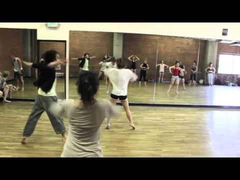 PomPeii choreography by Nick Lanzisera