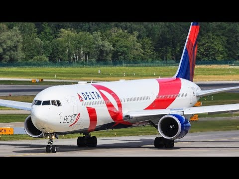 Delta Airlines ECONOMY CLASS Review - Lima to New York on Boeing 767 and Airbus A320