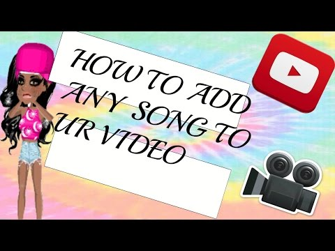 ♥ How to add music to your videos ♥