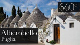 Alberobello in 360° | Puglia