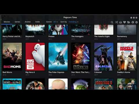 how to install popcorn time on ubuntu - linux mint - kali linux - backbox