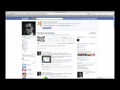How to connect your Facebook profile or page to your Twitter account