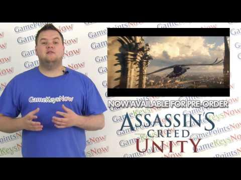 Pre-Order Assassins Creed: Unity At GameKeysNow.com