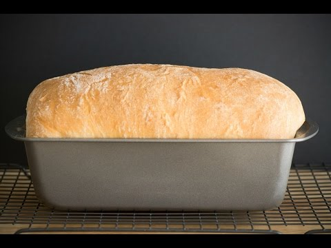 Basic White Sandwich Bread Recipe | How To Make Sandwich Bread | SyS