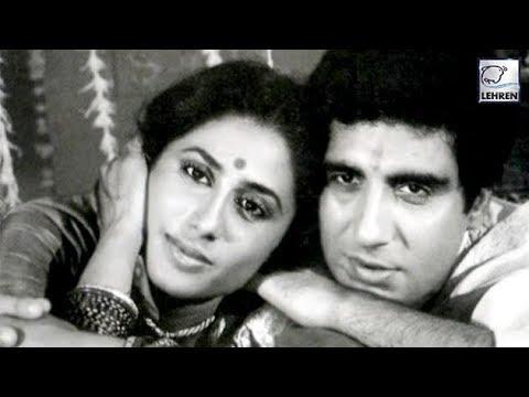 Smita Patil And Raj Babbar's Sensational Love Story