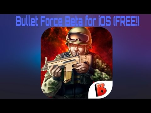 How To Get Bullet Force For Free on iOS 10 (No Jailbreak) (No Computer) (WAR GAME FOR IPHONE)
