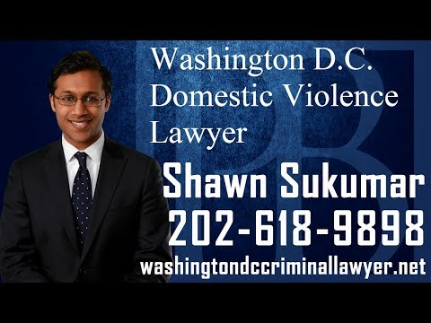 DC Domestic Violence Lawyer-Call (202) 618-9898-Criminal Defense Lawyer in DC-Shawn Sukumar