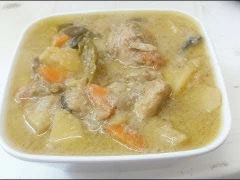 Chicken stew recipe, kerala style