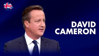 David Cameron: Speech to Conservative Party Conference 2015