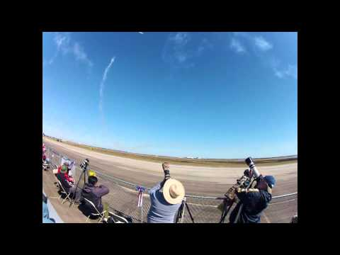 Wings Over Houston 2014 / Photo Pit GoPro Timelapse