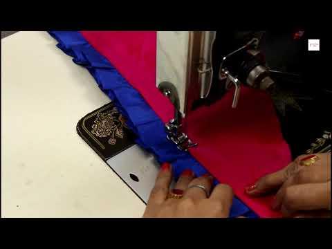 Designer Sleeve Cutting And Stitching, स्लीव डिज़ाइन बनाने का आसान तरीका