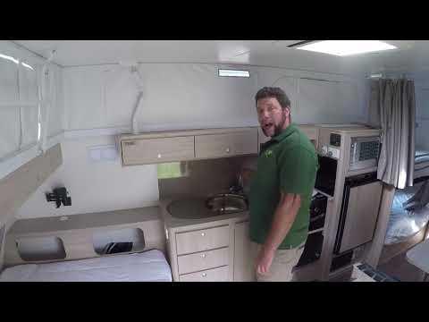 What goes into building a caravan & Caravan review