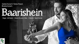Barishein by atif aslam | atif aslam new song 2019 | FZ Azhar Shaikh