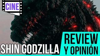 SHIN GODZILLA (2016) REVIEW EN ESPAÑOL