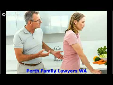 Hiring A Perth Family Lawyer For Disputes