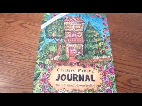 Creative Writing Journal by The Thinking Tree