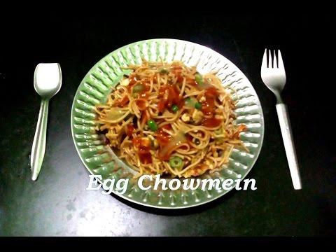 Egg Chowmein recipe Indian Style | Quick n Easy Simple recipe| Indian Street food | Kolkata