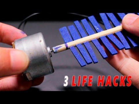 3 Amazing Life Hacks