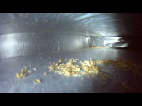 Peeking inside my RV's AC duct