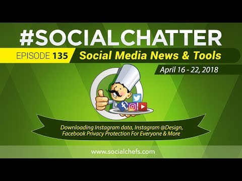 Social Media Marketing Talk Show 135 - Snapchat Shoppable AR Lenses and YouTube Monetization