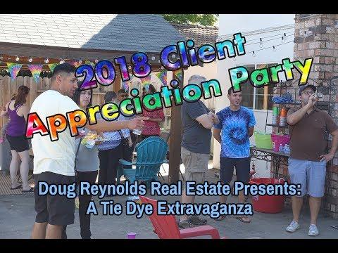 2018 Tie Dye Client Appreciation Party