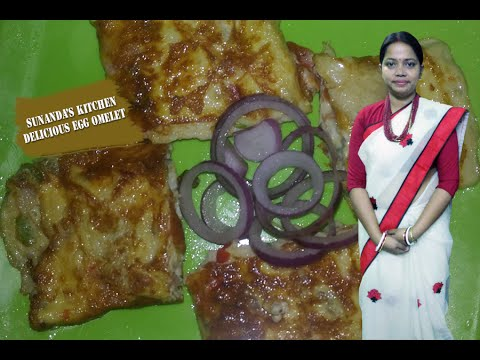 How to Cook a Delicious Egg Omelet | Indian Masala Omelette | How to make a Perfect Omelette