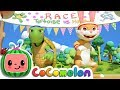 The Tortoise And The Hare CoCoMelon Nursery Rhymes Kids Songs