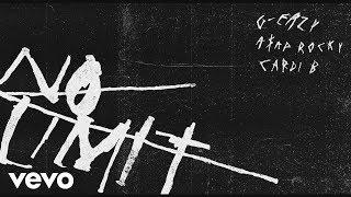G-Eazy Ft. A$AP Rocky, Cardi B - No Limit [1 Hour]