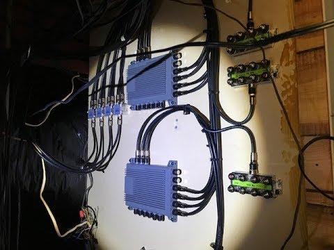 DIRECTV SWM 16 System walk through!