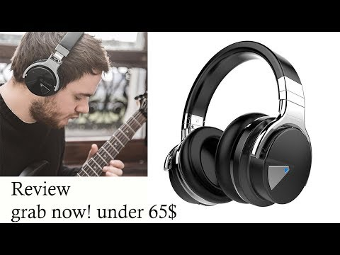 Headphones with Microphone Hi-Fi Deep Bass Wireless Headphones Over Ear